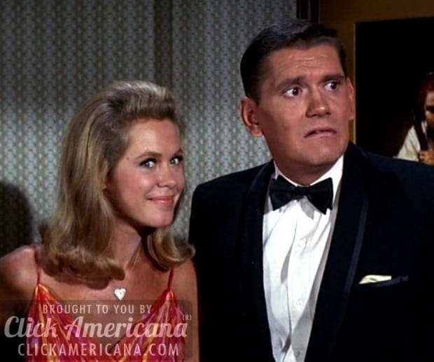 Bewitched TV show-Dick York years 1964-1969 (10)