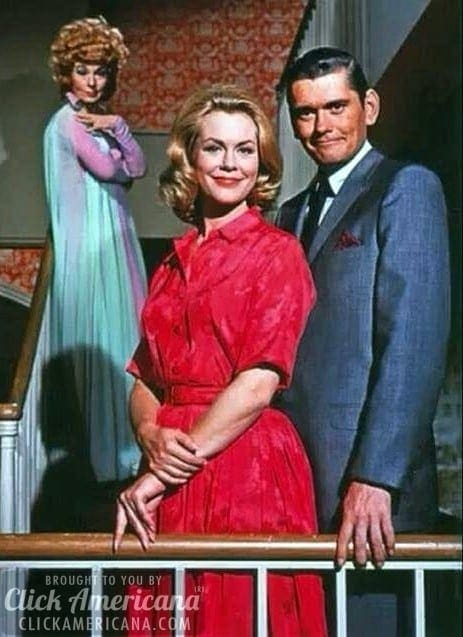 Bewitched TV show-Dick York years 1964-1969 (3)