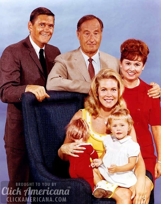 Bewitched TV show-Dick York years 1964-1969 (4)