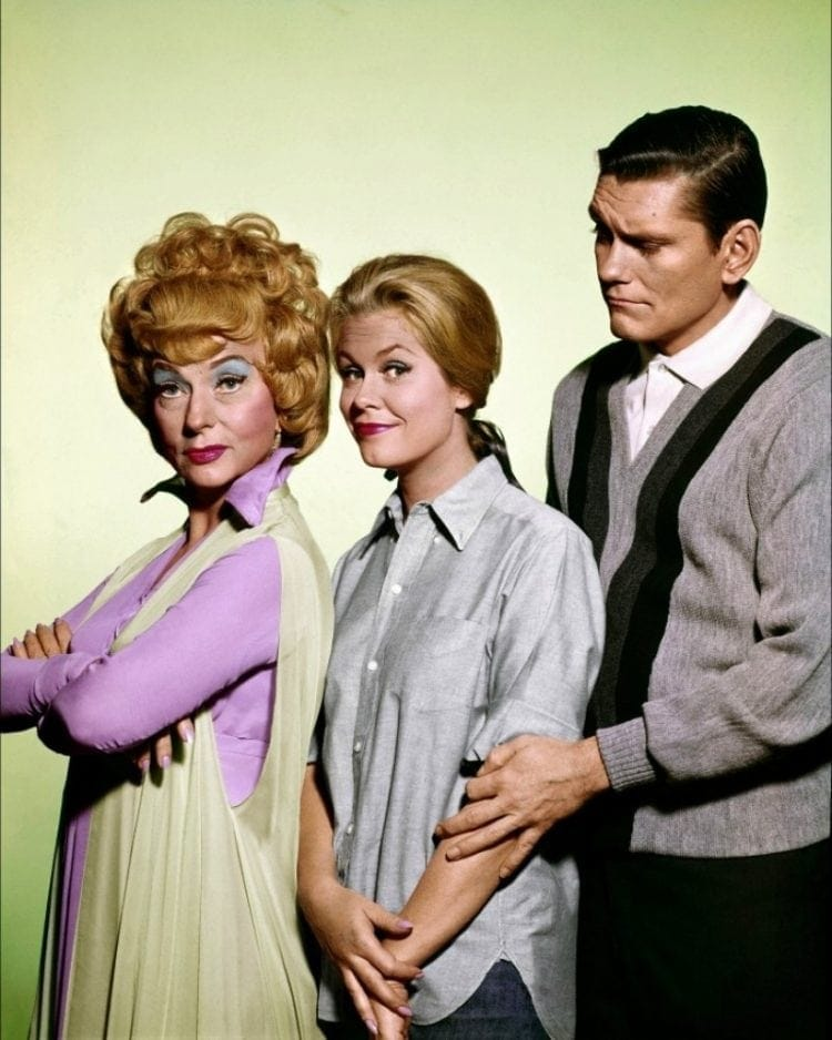 Bewitched TV show-Dick York years 1964-1969