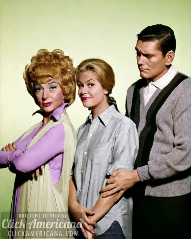 Bewitched TV show-Dick York years 1964-1969 (6)