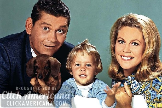 Bewitched TV show-Dick York years 1964-1969 (7)