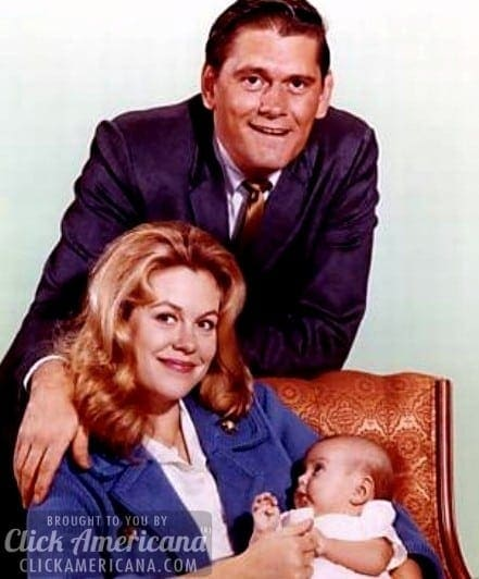 Bewitched TV show-Dick York years 1964-1969 (8)