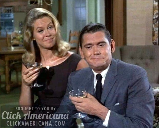 Bewitched TV show-Dick York years 1964-1969 (9)