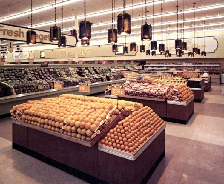 Big Bear 70s grocery stores 1971 - 21