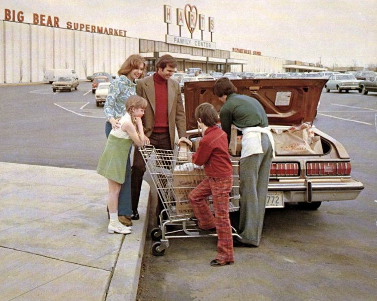 Big Bear 70s grocery stores 1974 - 23