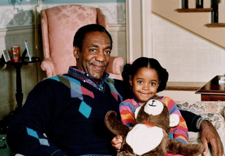 Bill Cosby and Keshia Knight Pulliam - The Cosby Show