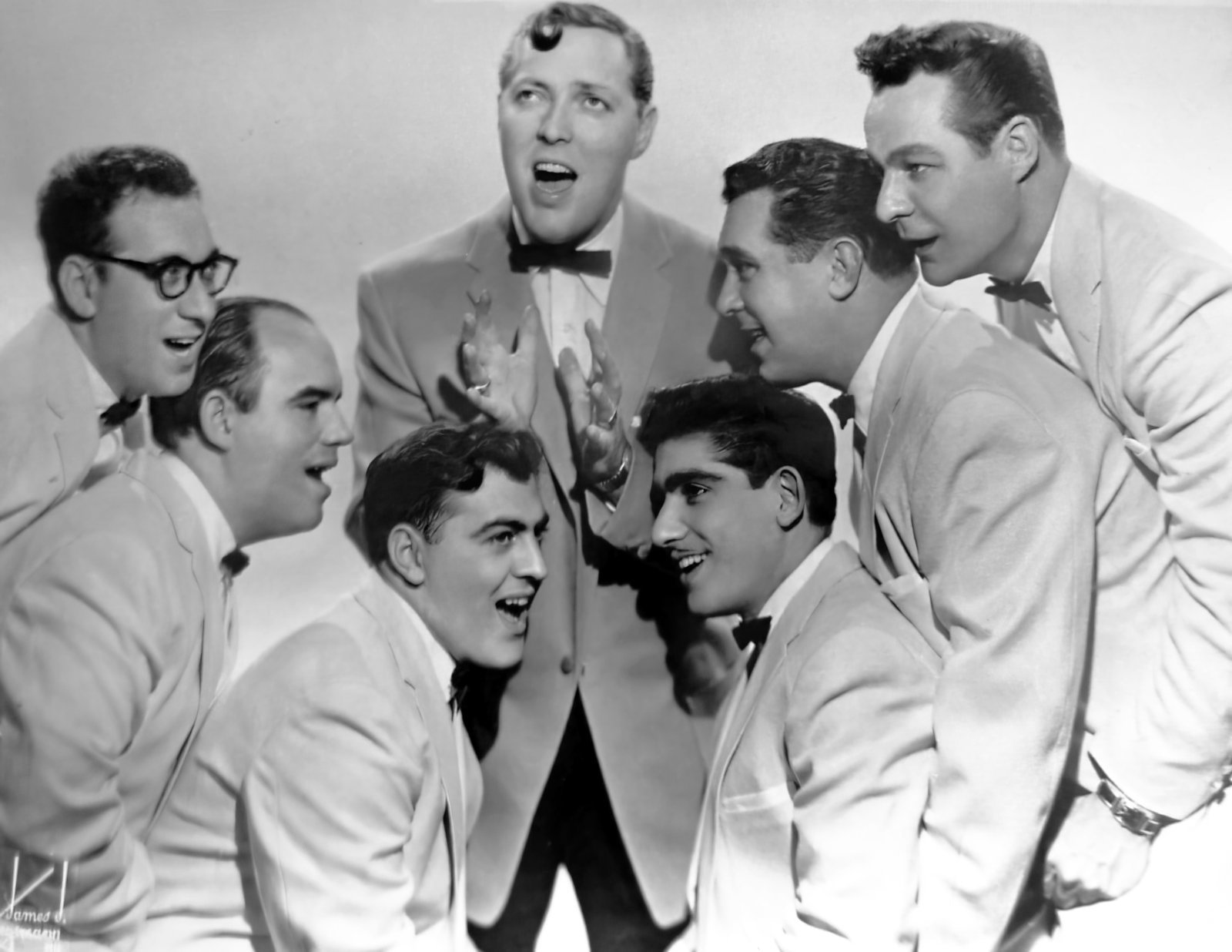 Bill Haley and His Comets - Vintage 1950s rock band