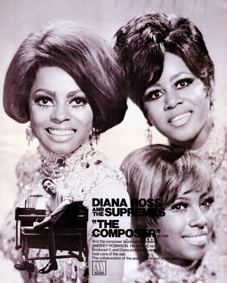 Billboard Apr 26, 1969 Diana Ross and the Supremes - Motown