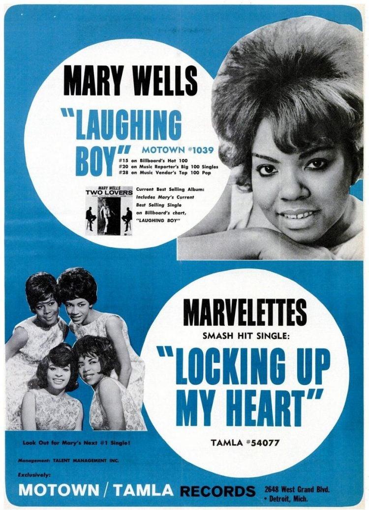 Billboard Apr 6, 1963 Motown