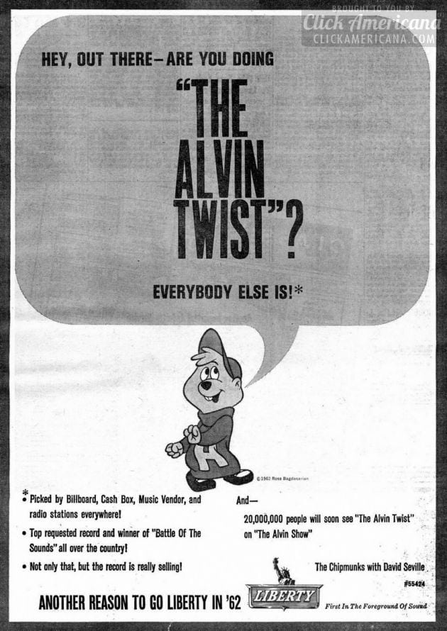 The Alvin Twist
