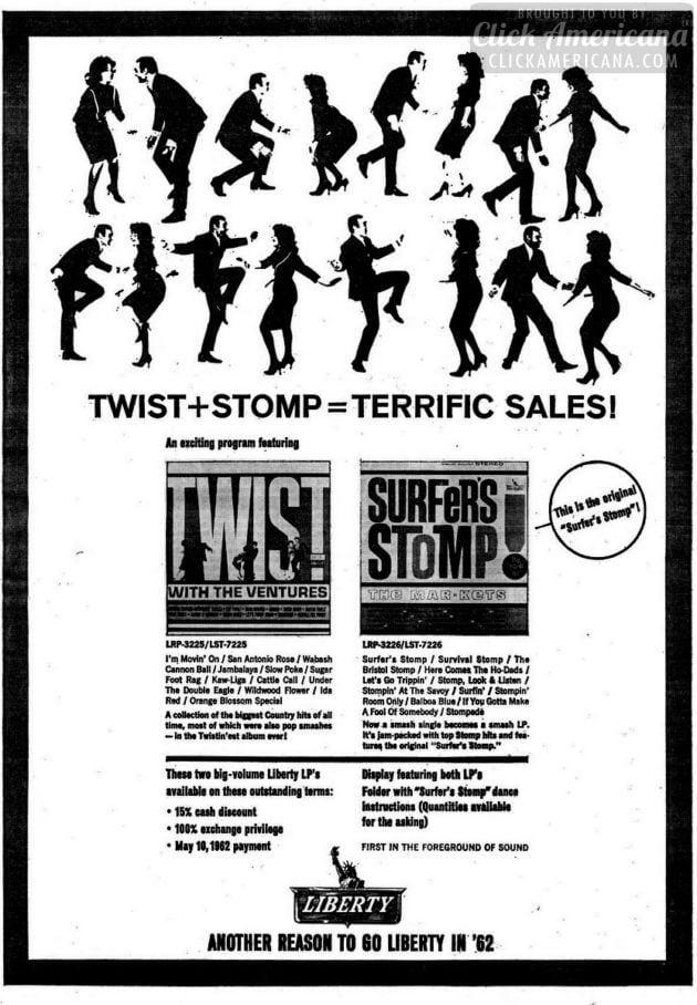 Twist & Stomp