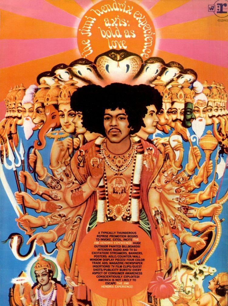 Billboard Feb 3, 1968 Hendrix music