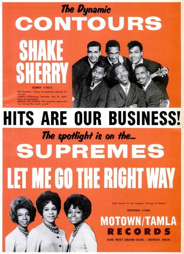Billboard Jan 19, 1963 Motown