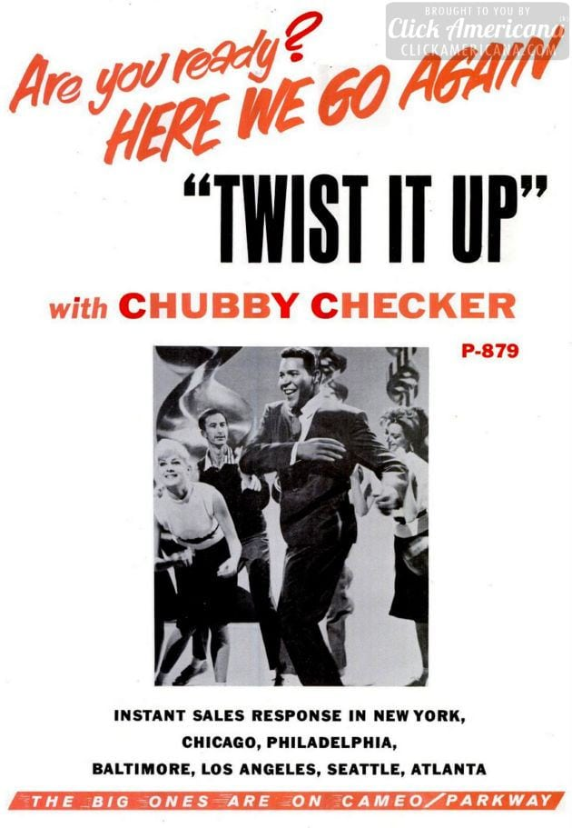 Chubby Checker - Twist It Up