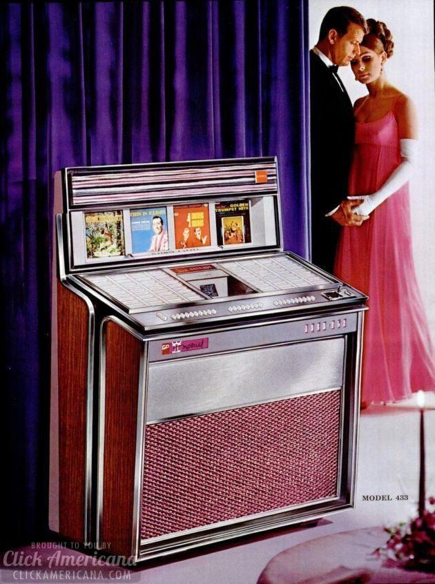 Stupendous! Rock-Ola jukeboxes for 1966 - Click Americana