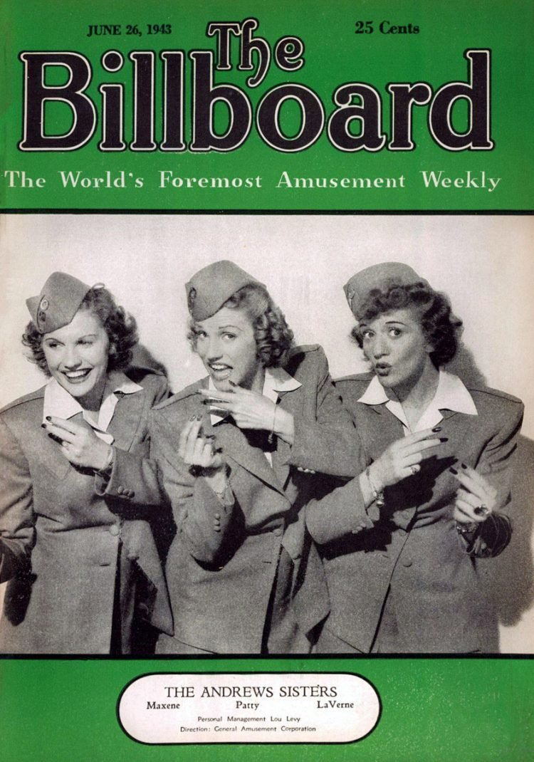 Billboard Jun 26, 1943
