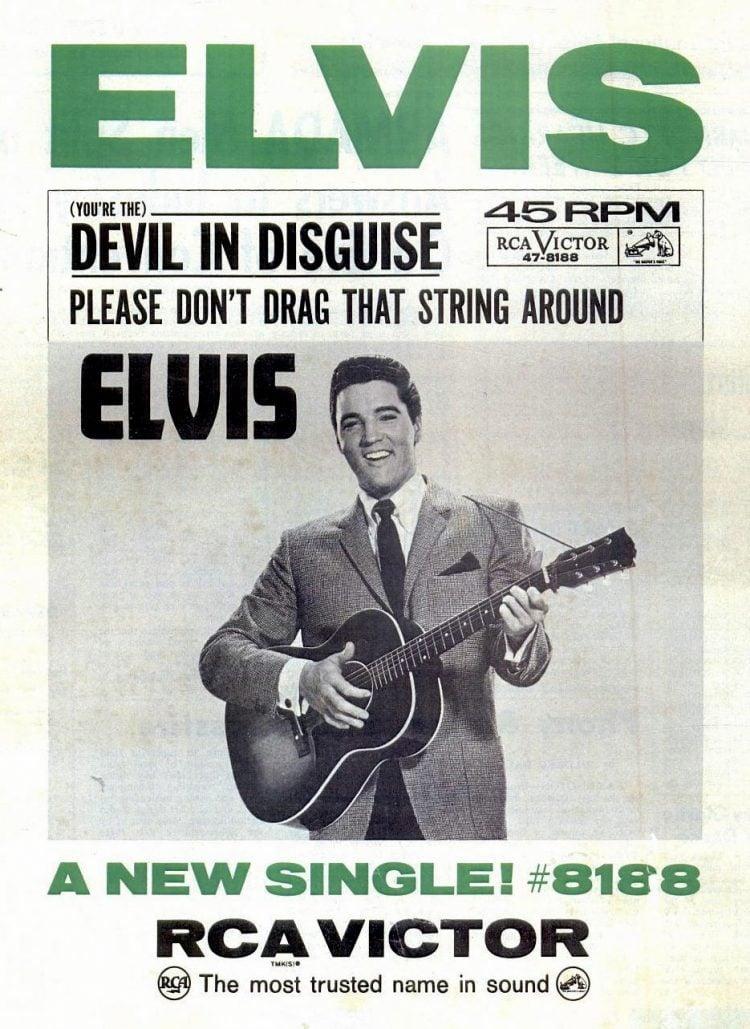 Billboard Jun 29, 1963 Elvis
