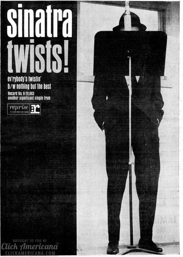 Sinatra Twists!