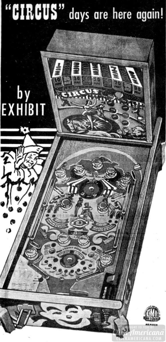 Pinball arcade game