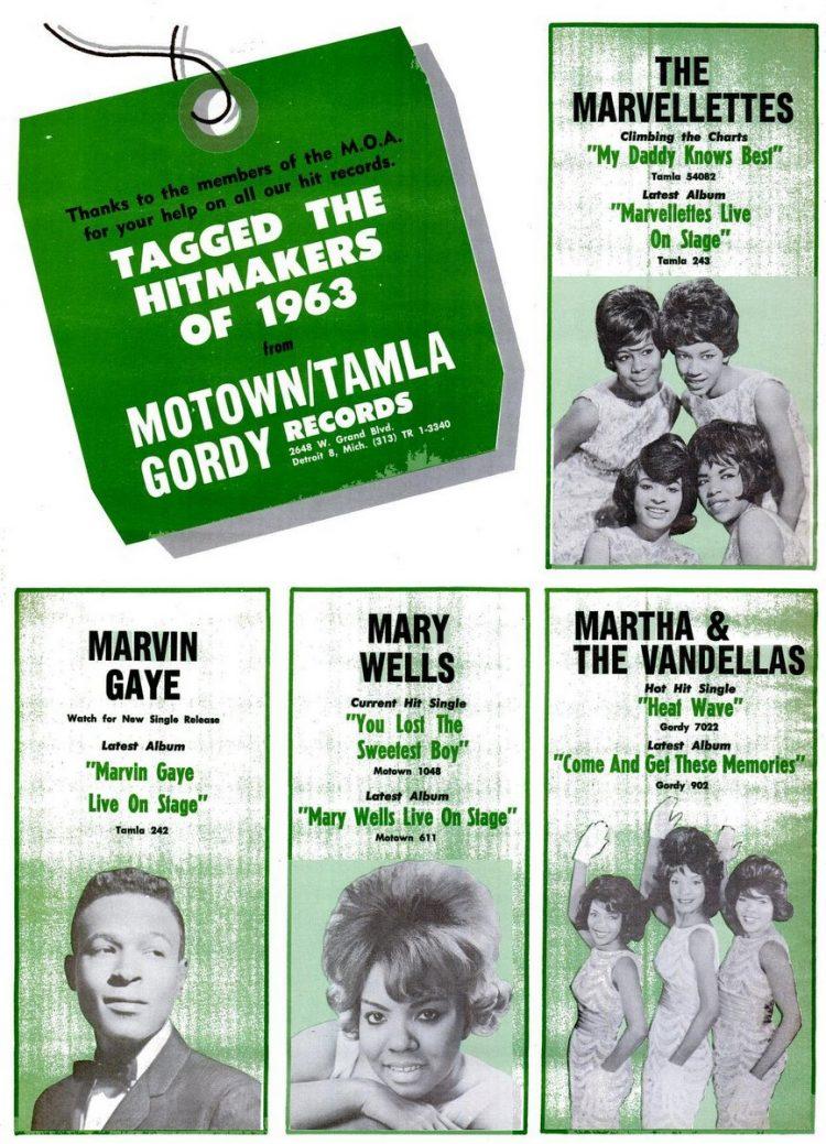 Billboard Sep 7, 1963 Motown 1