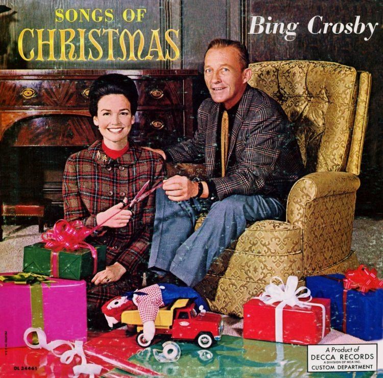Bing Crosby album - Songs of Christmas
