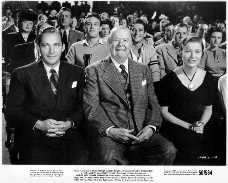 Bing Crosby in Mr Music 1950
