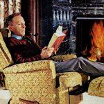 Bing Crosby's La-Z-Boy recliner gave him that relaxed feelin' (1967)