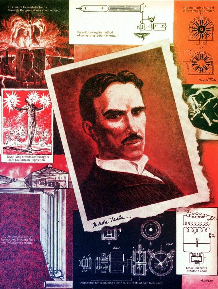 Biography of Nikola Tesla