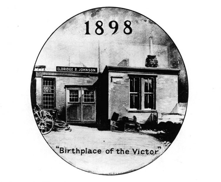 Birthplace of the Victor 1898 - RCA Victor