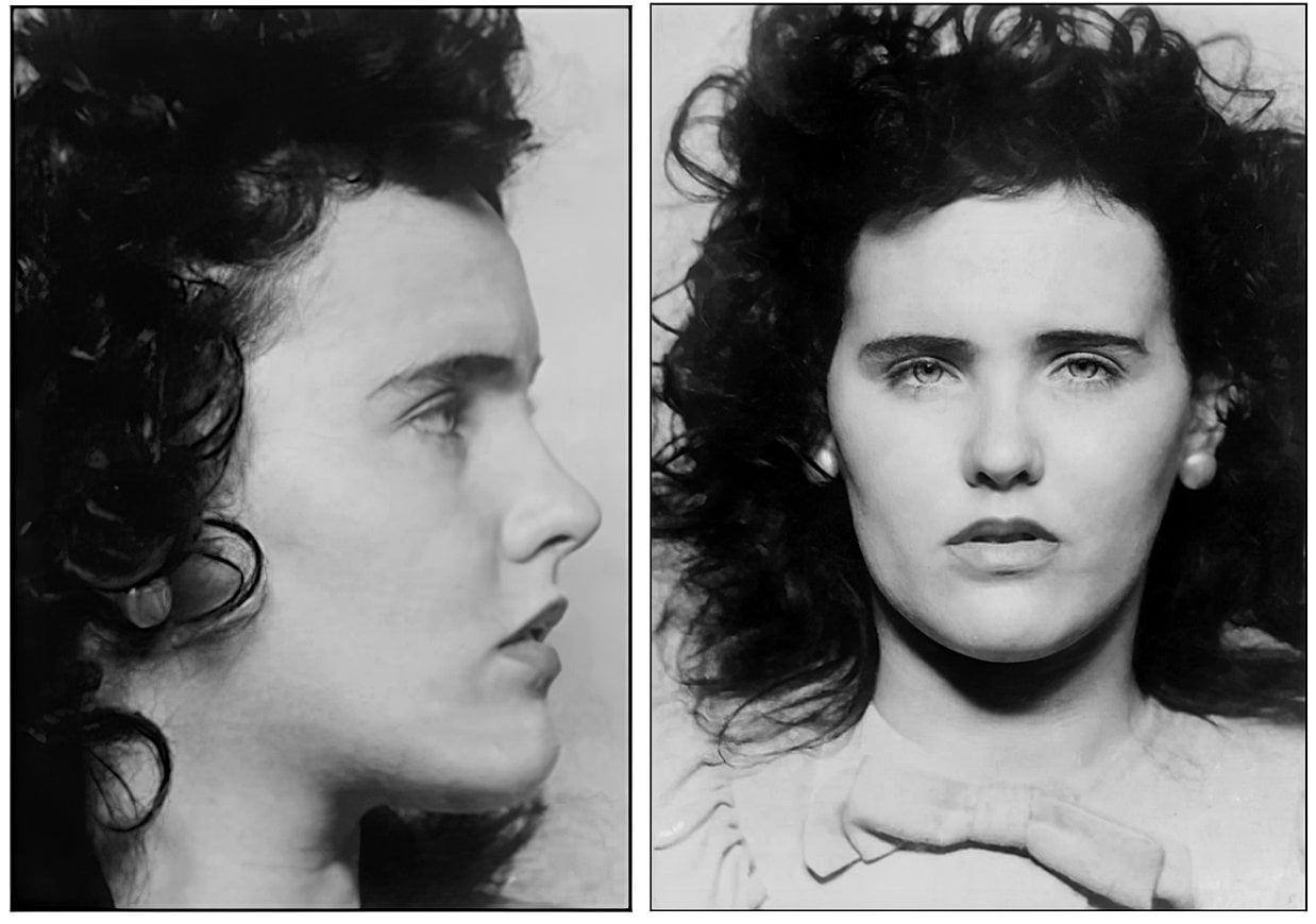 Black Dahlia - Elizabeth Short mug shot