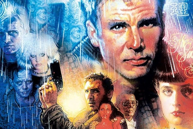Blade Runner movie art - Original film from 1982