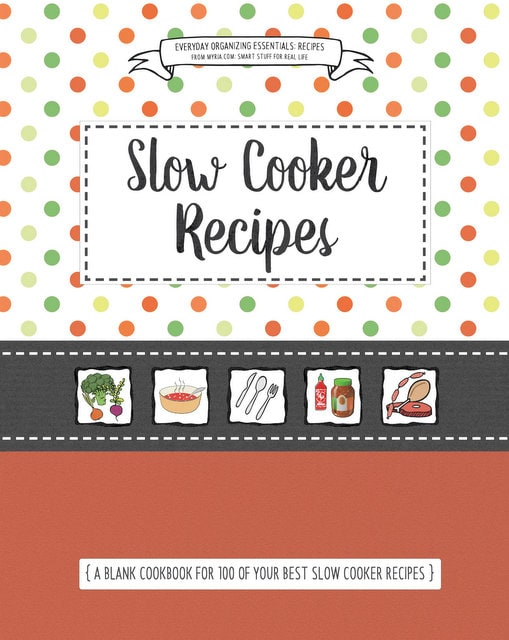 Blank cookbook covers (1)