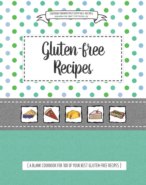 Blank cookbook covers (4)
