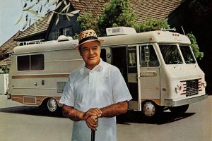 Bob Hope for Apollo Motor Home