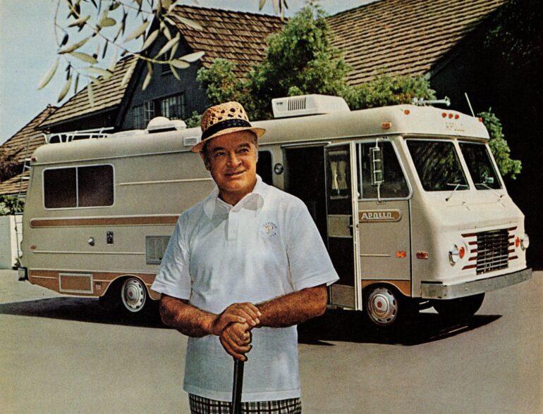 Bob Hope for Apollo Motor Home