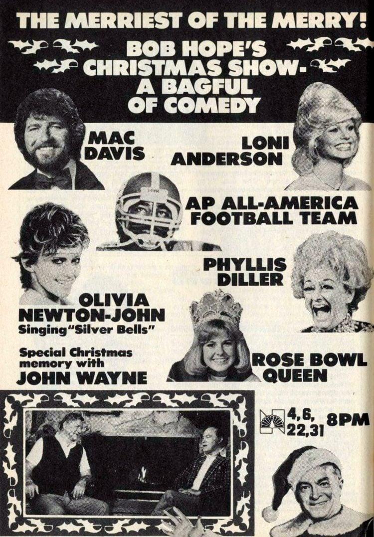 Bob Hope's Christmas Show 1982