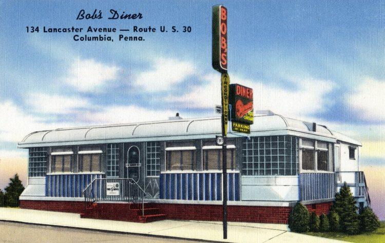 Bob's Diner in Columbia PA
