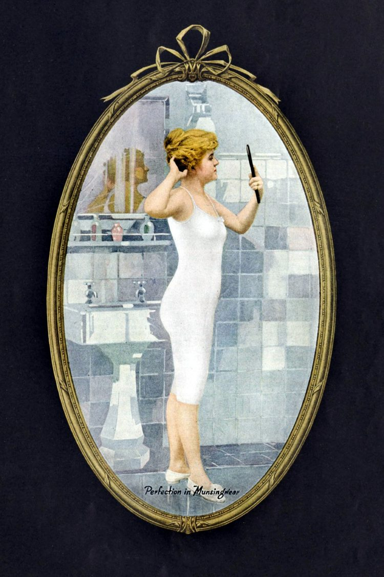 Body image in the '20s