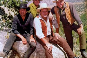 Bonanza TV show cast