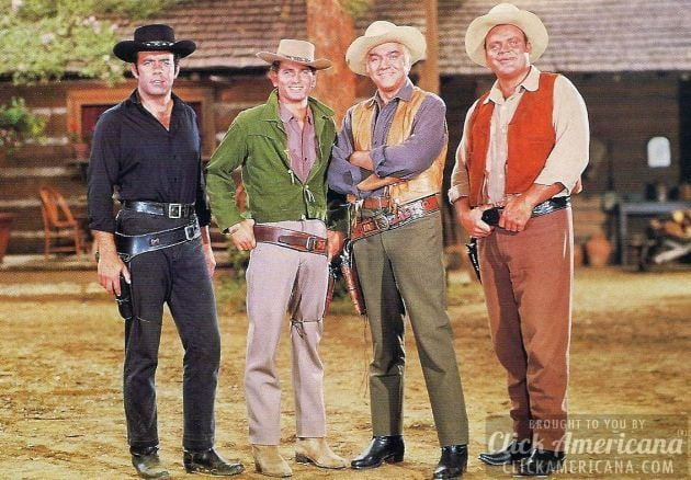 From Bonanza to Beverly Hillbillies: TV ratings go up & down (1964)