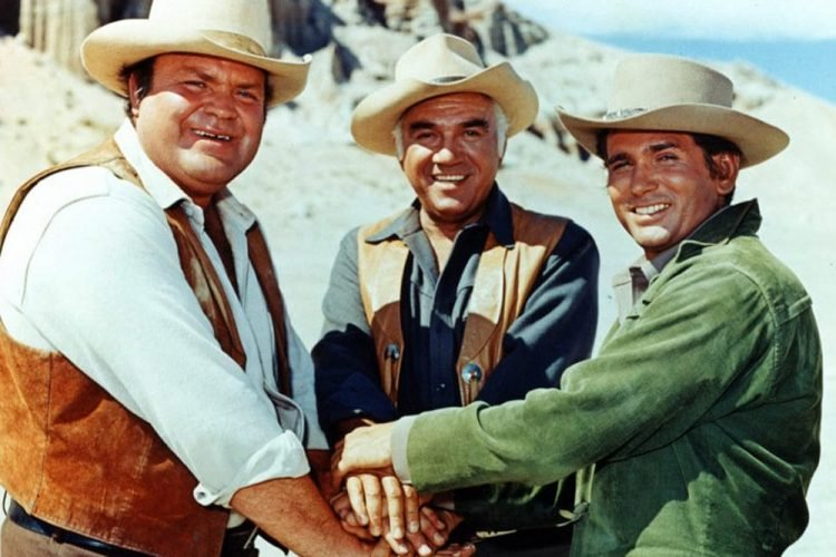 Bonanza cast TV show