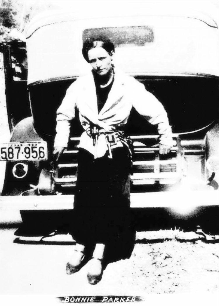Bonnie and Clyde story - Bonnie Parker - FBI files