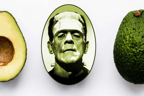Boris Karloff's guacamole recipe Avocado mash from Frankenstein's monster (1966)