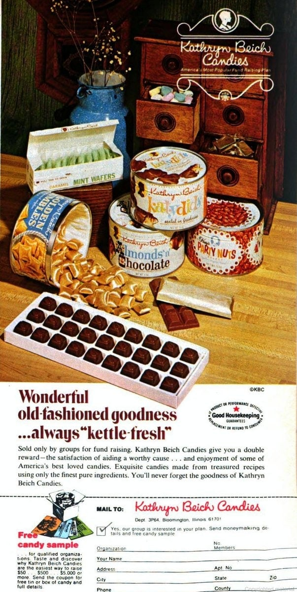 Boy Scout fundraisers - sales - Scouting 1974 (4)