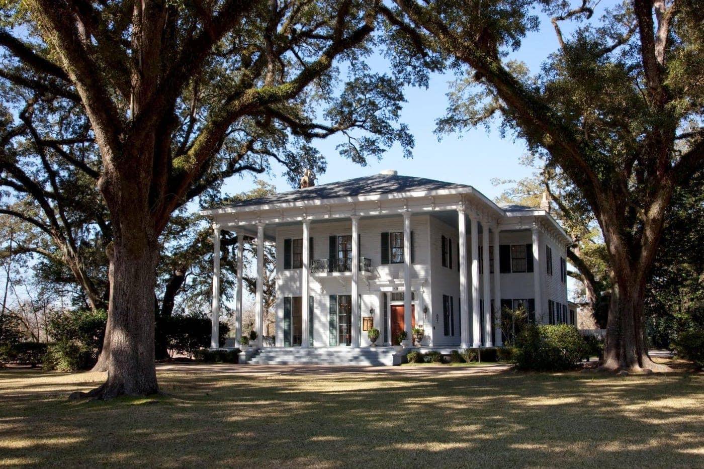 Bragg-Mitchell Mansion, Mobile, Alabama