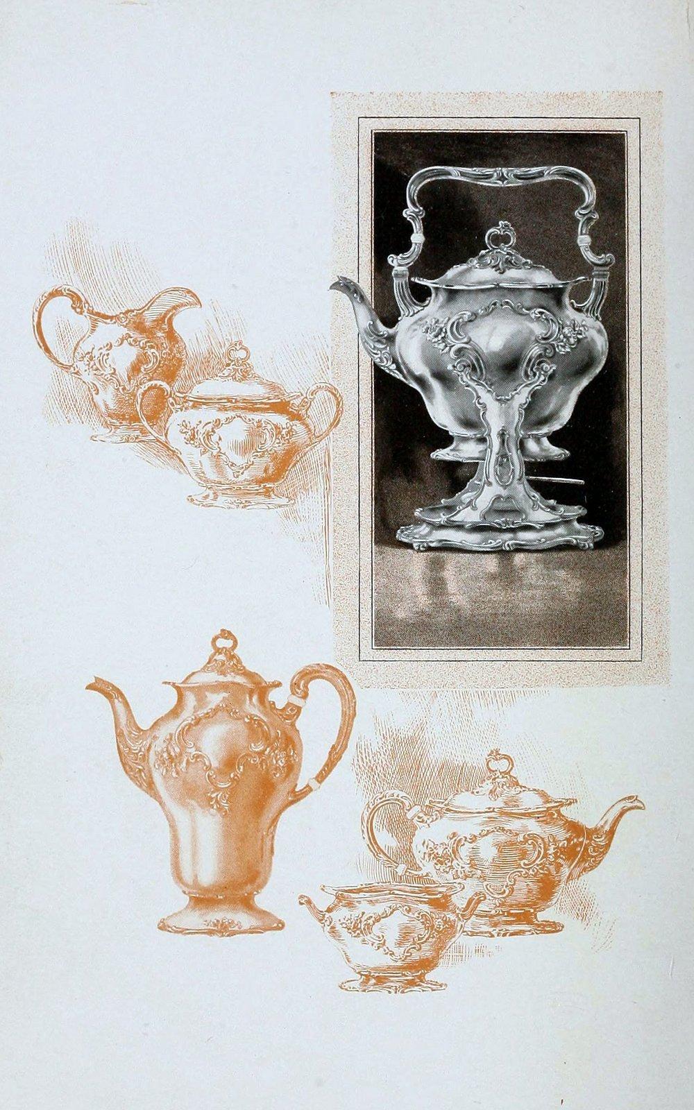 Breakfast and Tea Tables