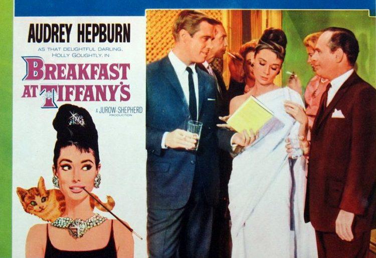 Breakfast at Tiffany's - Lobby card 2