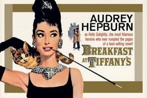 Breakfast at Tiffanys - Poster