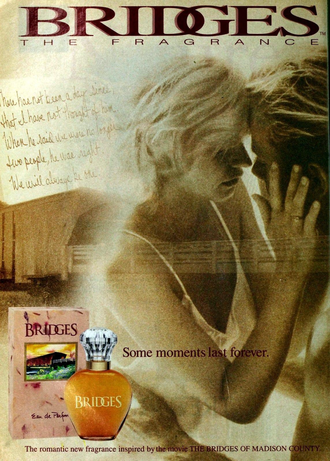 Bridges, the fragrance (1995) at ClickAmericana com